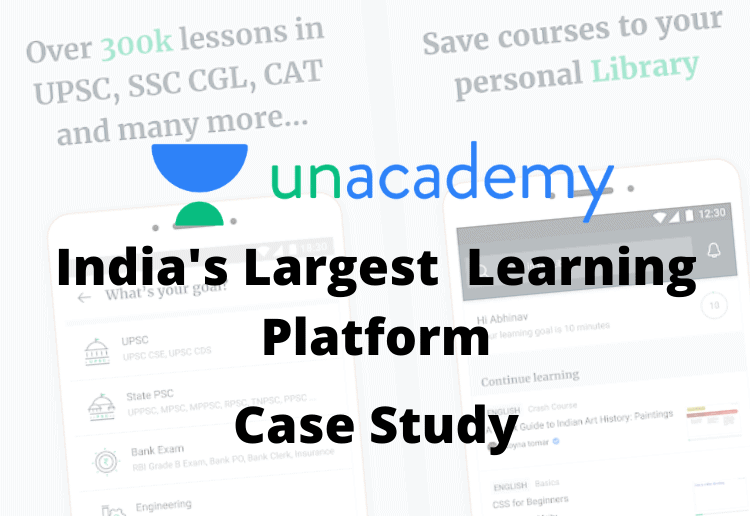 Unacademy in detail
