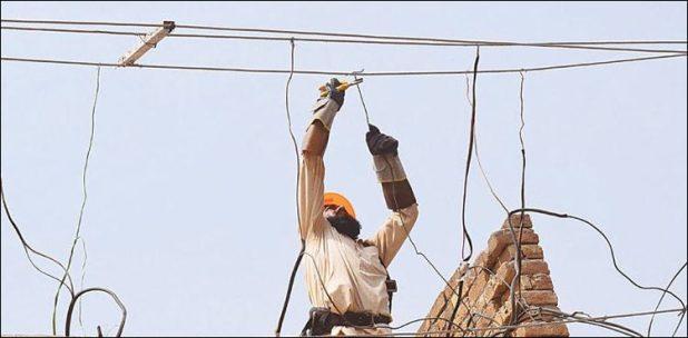 Electricity theft, Peshawar