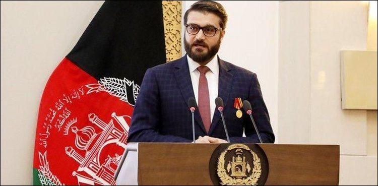 Photo of Afghanistan NSA Hamdullah Mohib visiting Pakistan today