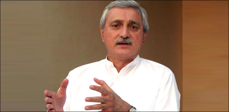 Photo of 'PM Imran fought Kashmir case like a hero': Jahangir Tareen