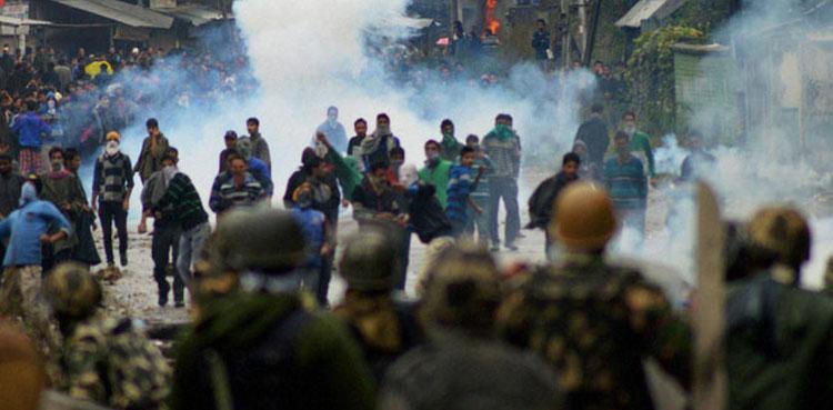 CNN studies 2000 arrests, pellet accidents, rampant tear
