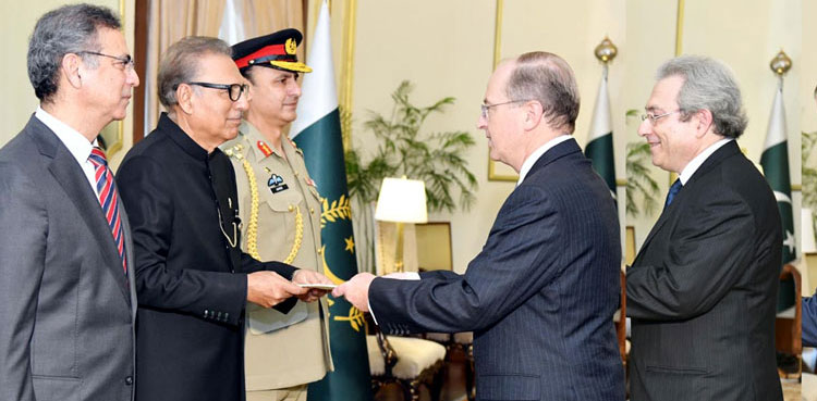 Photo of World peace endangered by reckless, provocative Indian regime: President