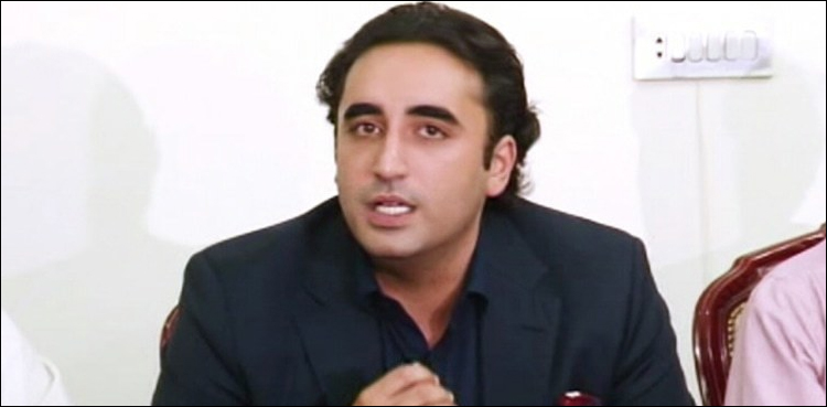 Photo of Indian agression in Kashmir, region led to Ladakh stand-off: Bilawal Bhutto