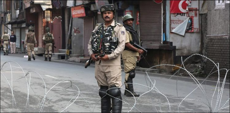 Photo of Lockdown in occupied Kashmir continues on 49th consecutive day