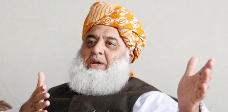 Photo of Settlement with govt on 'Azadi March' intact, says Maulana Fazl