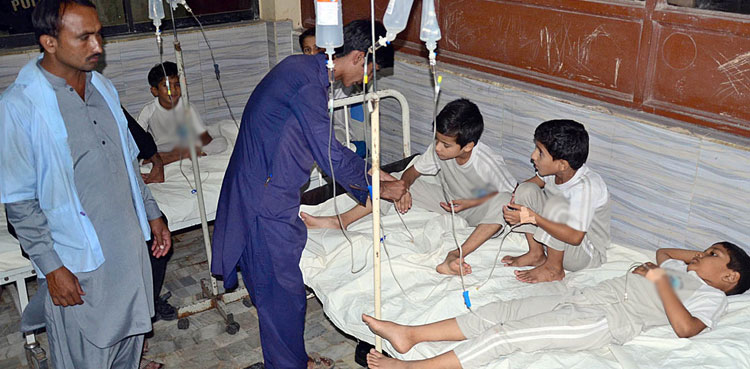 Photo of Hyderabad college college students hospitalized meals poisoning