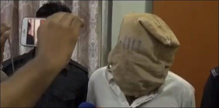 Photo of MQM-London 'goal killer' Sharif Kalia arrested in Hyderabad