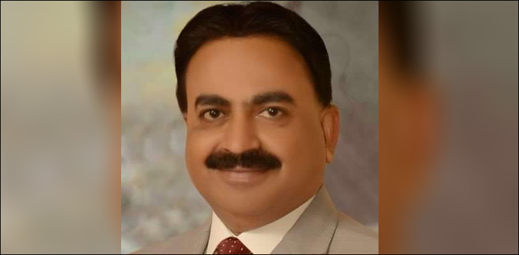 Photo of 'Lacking' Sindh human rights secretary returns residence