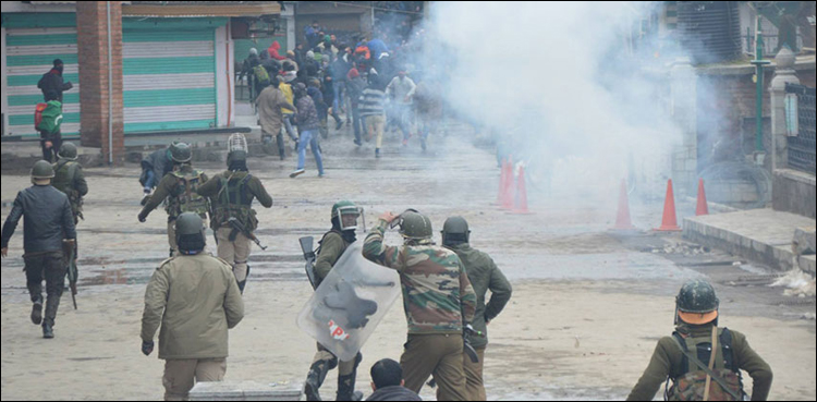 Photo of Indian forces martyr four more Kashmiris in occupied Kashmir