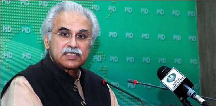 Photo of PM's aide on well being Zafar Mirza assessments optimistic for coronavirus