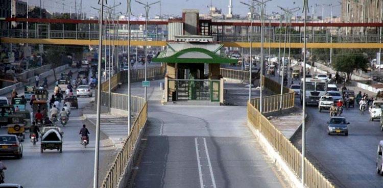 Green Line Karachi extension project