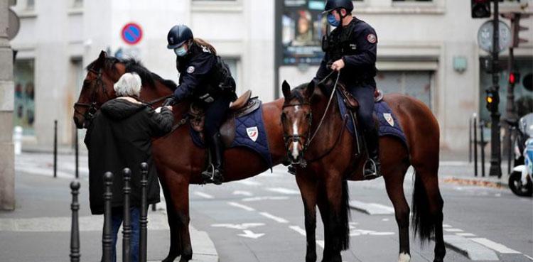 france covid-19 lockdown