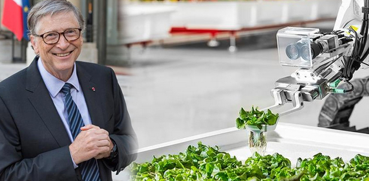 Iron OX: Bill Gates' green tech fund bets on farming robots