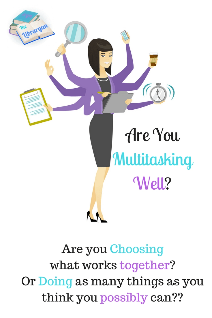 The ability to multitask well: 3 simple rules for moms