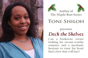 Toni Shiloh, Comfort and joy Author
