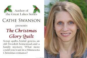 Cathe Swanson comfort and joy Author