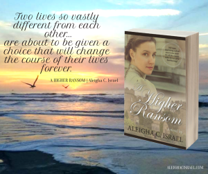 Sunset, a higher Ransom cover quote