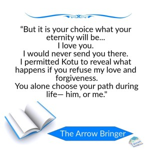 The Arrow Bringer book quote