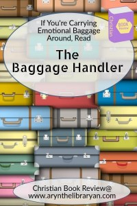 Stacks of suitcases: if you are carrying emotional baggage, read the baggage handler