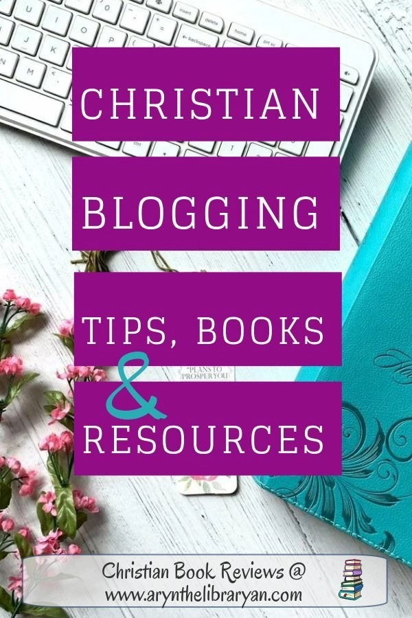 Christian blogging tips, books and resources.