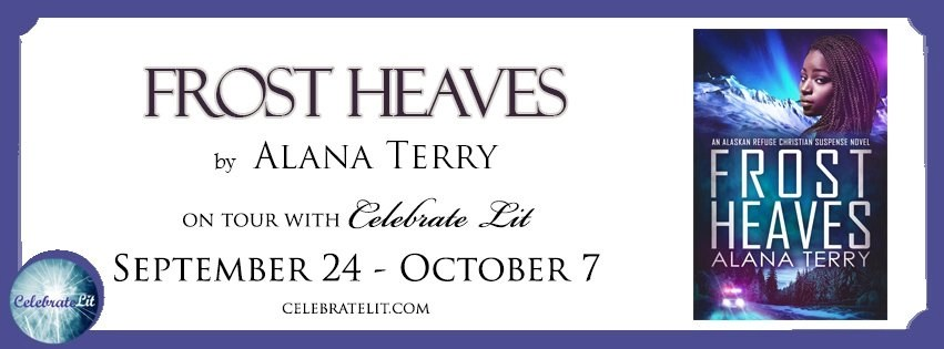 Frost Heaves Blog tour Banner
