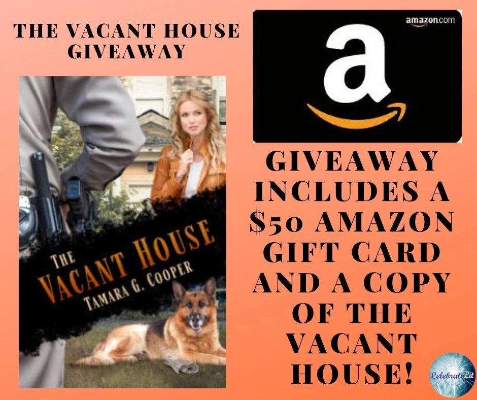 The Vacant House giveaway