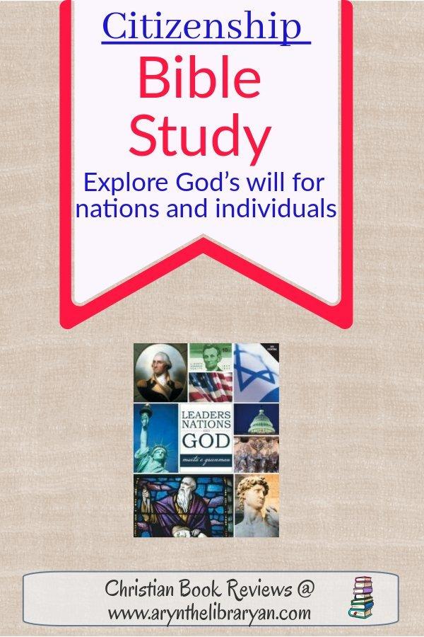 Citizenship Bible study banner