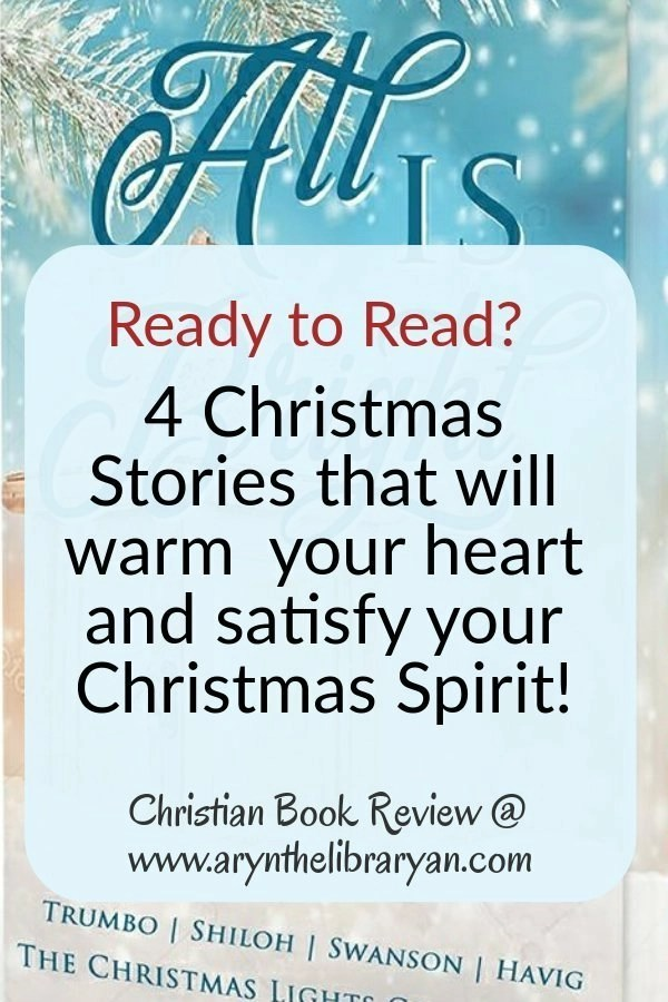4 Christmas Stories that will warm your heart and satisfy your Christmas spirit!