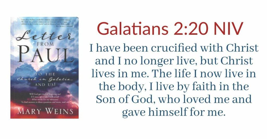 Galatians 2.20