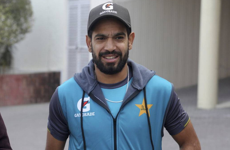 Photo of 'I have complete control on my aggression' Haris Rauf
