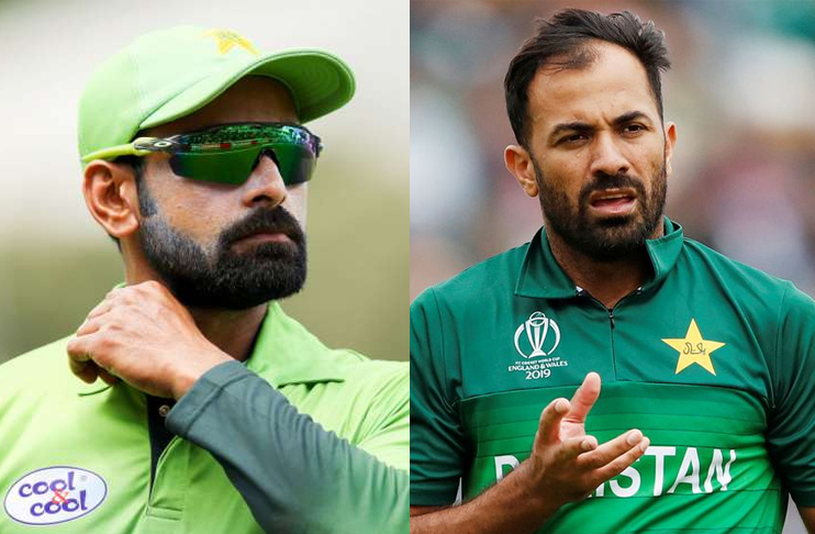 Photo of Hafeez, Wahab, 4 others to depart for Manchester on Friday