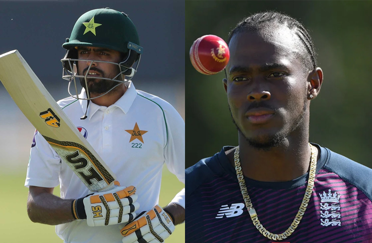 Photo of 'I watch the ball and play, not the bowler who's bowling' Babar on dealing with Archer