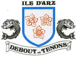 Blason île d'Arz