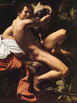 Michelangelo_Merisi_da_Caravaggio,_Saint_John_the_Baptist_(Youth_with_a_Ram)_(c._1602,_WGA04112)