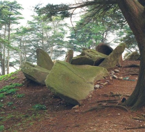dolmen-a-couloir-ile-d-arz