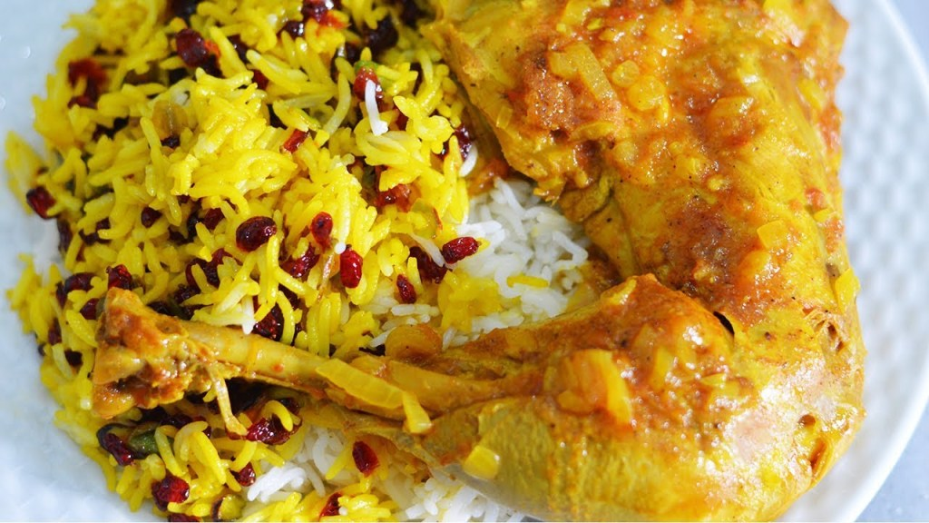 Read more about the article Zereshk Polo ba Morgh Restaurant Style