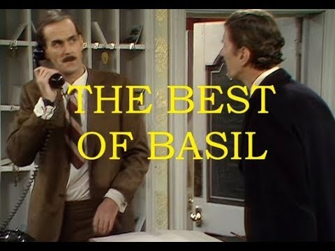 Fawlty Towers: The best of Basil part 1 & 2