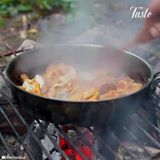 Read more about the article Harvesting Mushrooms and Cooking In Nature