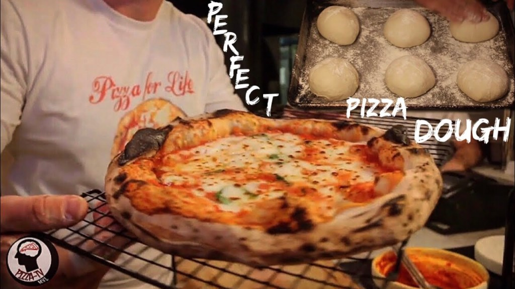 How to Make Perfect Pizza Dough With DRY YEAST – For the House