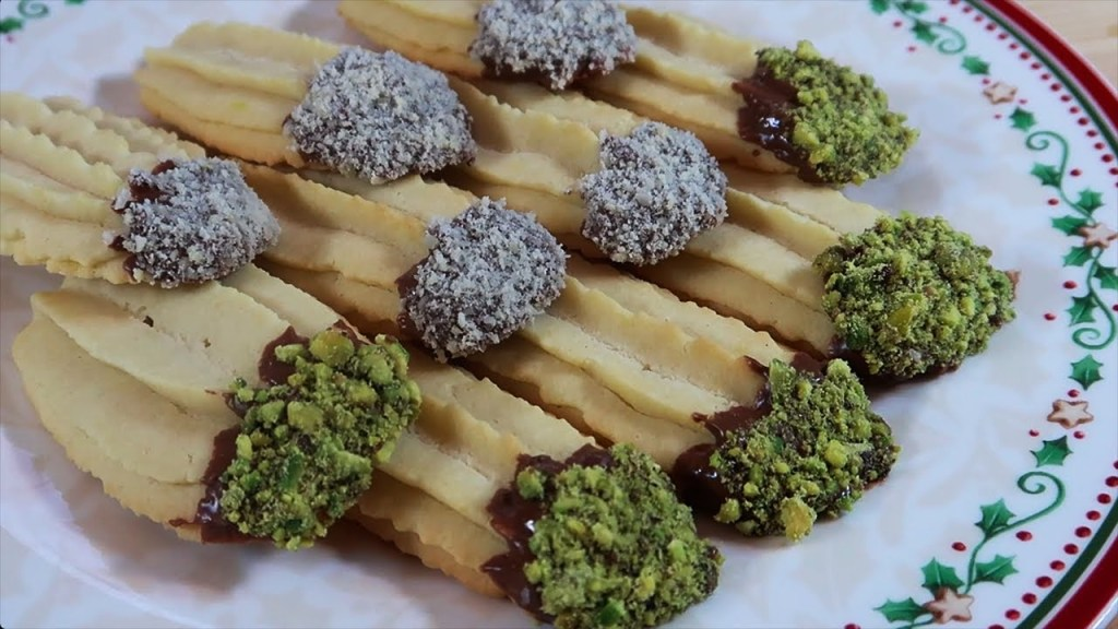 Austrian Tea Cookies, goes with any occasion