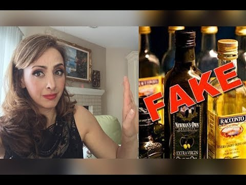 IS YOUR OLIVE OIL FAKE? 5 WAYS TO FIND OUT!