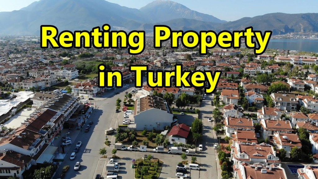 Read more about the article Renting Property in Turkey