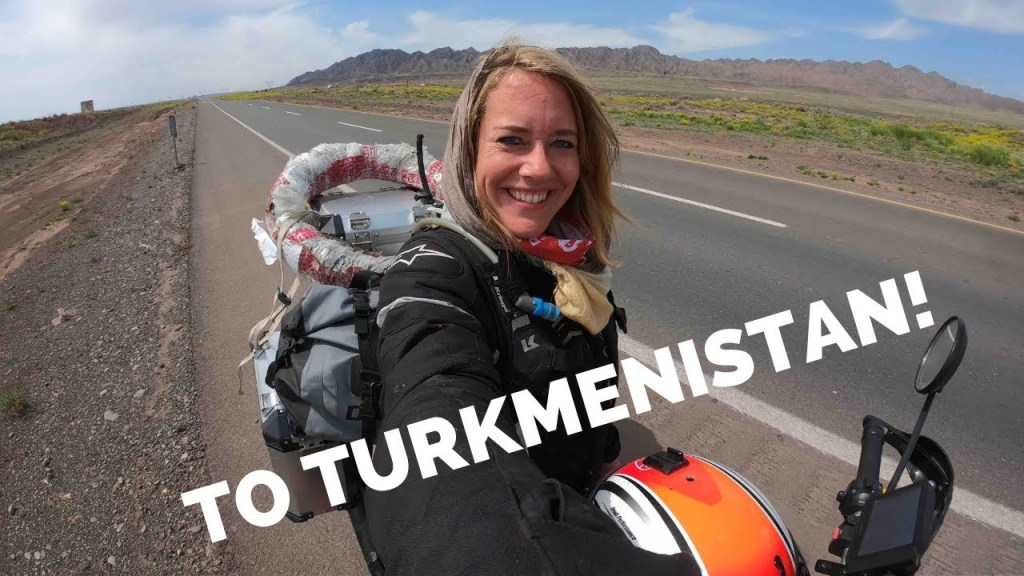 Read more about the article [S1 – Eps. 64] TO TURKMENISTAN!