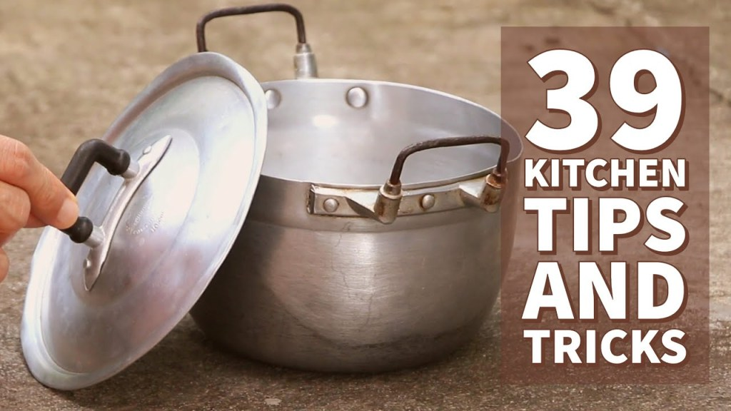 Read more about the article 39 Awesome Kitchen Tips and Tricks | Thaitrick