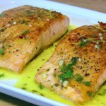 Read more about the article How to make Pan seared salmon + lemon butter sauce