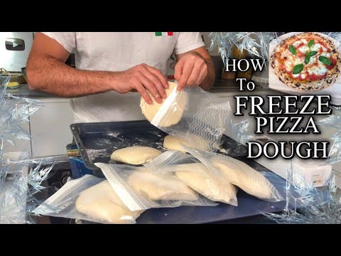 Read more about the article HOW TO PROPERLY FREEZE THE PIZZA DOUGH