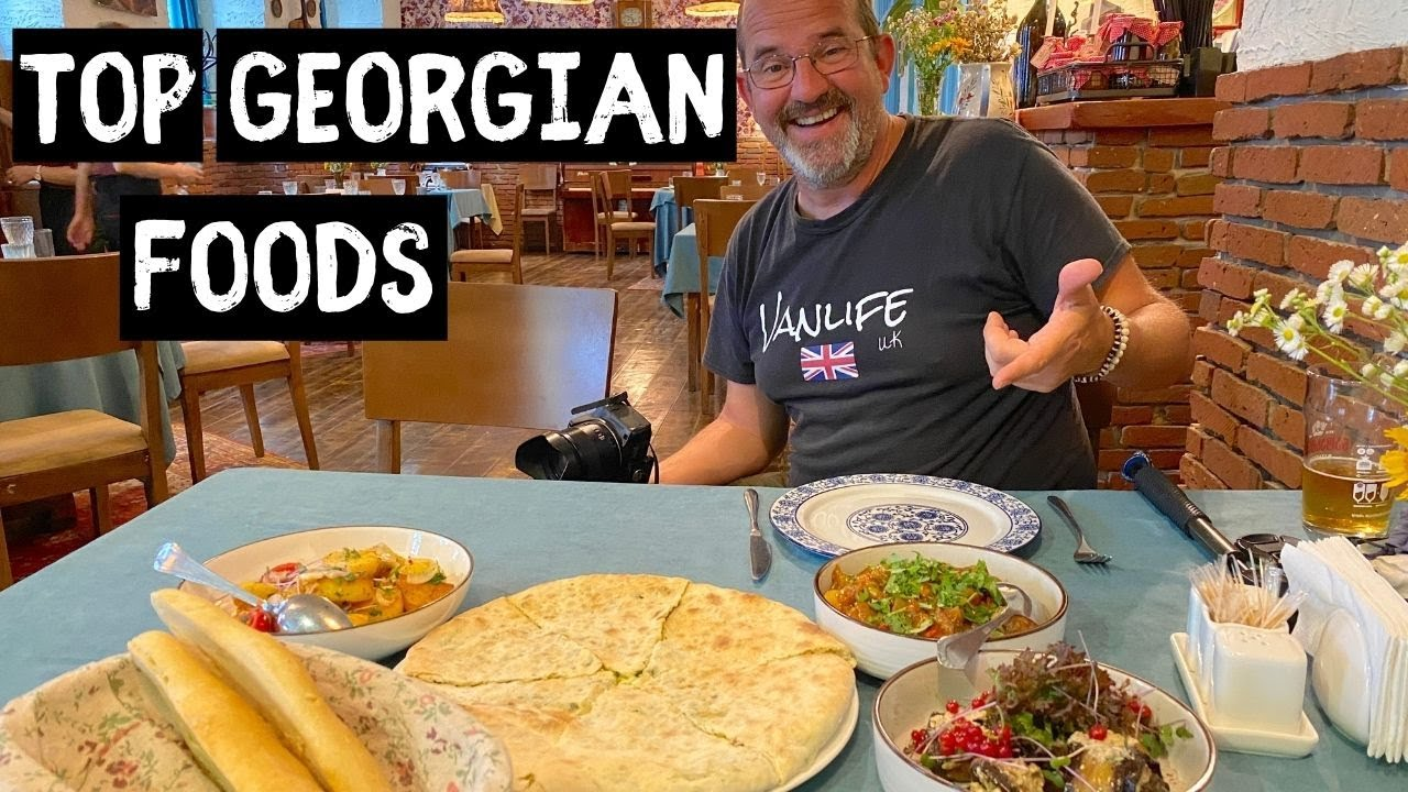 Read more about the article ULTIMATE GEORGIAN FOOD TOUR in Tbilisi Georgia 🇬🇪