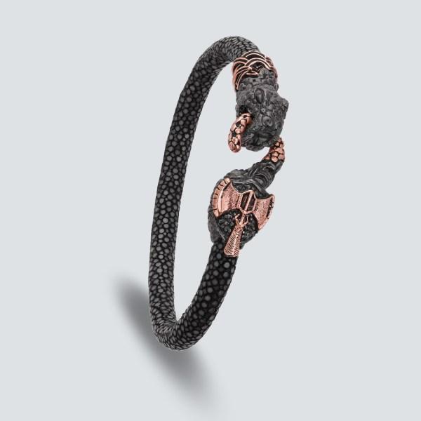 Stingray Snake Bracelet