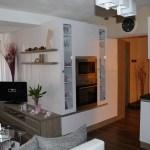 Kuchyňa s obývacou izbou a jedálňou, Pohorelá