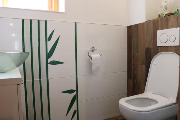 WC, rodinný dom